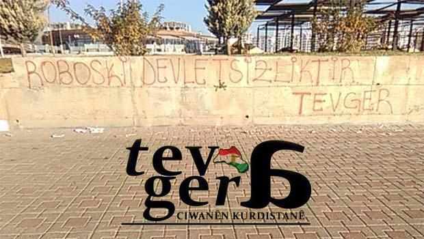 Tev-Ger: Roboski, Devletsizliğimizdir!