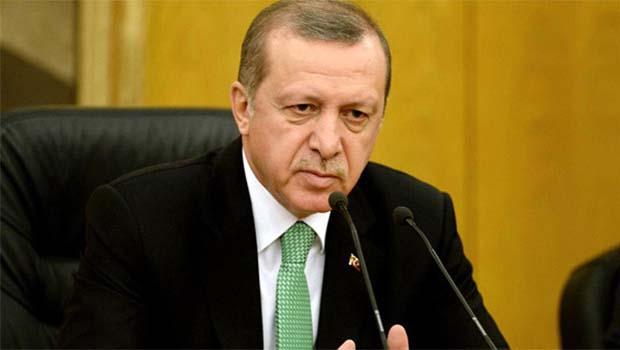 Erdoğan: Malum Eş Başkanın Yaptığı Provokasyondur, İhanettir