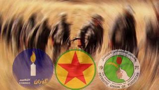 İran Güdümlü PKK, Goran ve YNK'nin Kılçık Siyasetleri Kuşatma ve İhanet