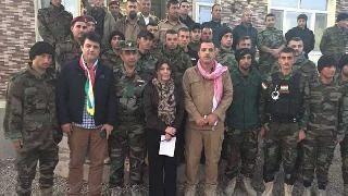 Kürdistan Peşcepheleri (Peşmergeleri)