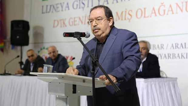 Hatip Dicle: Bağımsızlık Kürt Halkının aleyhine