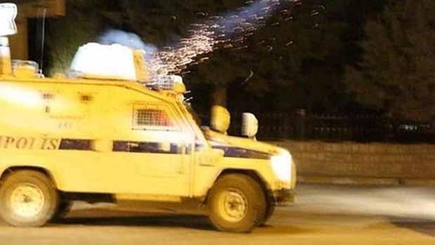 Şırnak'ta polis servisine roketatarlı saldırı: Ölü ve Yaralılar var