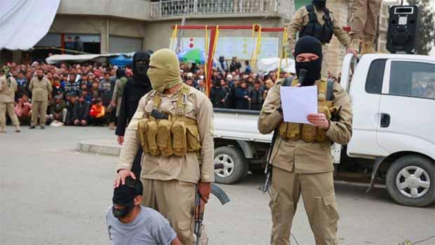 IŞİD, kaçmaya çalıştıkları gerekçesiyle 20 üyesini idam etti