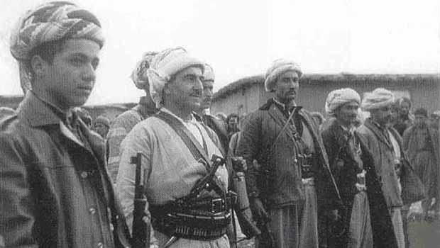 Mele Mustafa Barzani: Ben, Arap'ların iktidar savaşı için Kürt çocuklarını feda etmem
