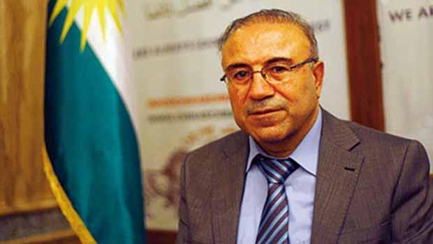 HNC'nin Kürt üyesinden PYD'ye eleştiri: Rejime hizmet ediyor