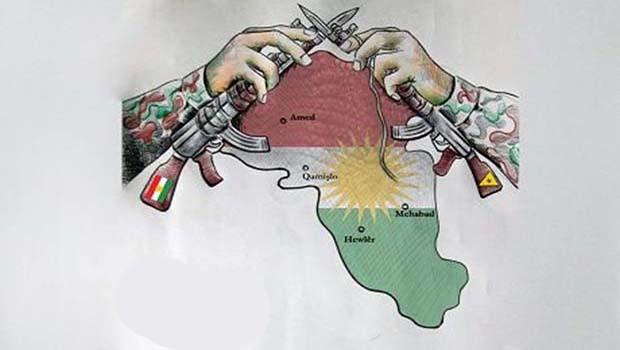 Kuzeyin kaderi Rojava ve Güney Kürdistan'da belirlenecek!