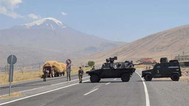 Hakkari'nin 4 ilçesinde iki hafta 'özel güvenlik bölgesi' ilanı