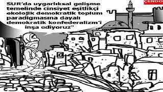 Yenilgiyle sonuçlanan hendek siyaseti Kürtlere hayatı zindan etti