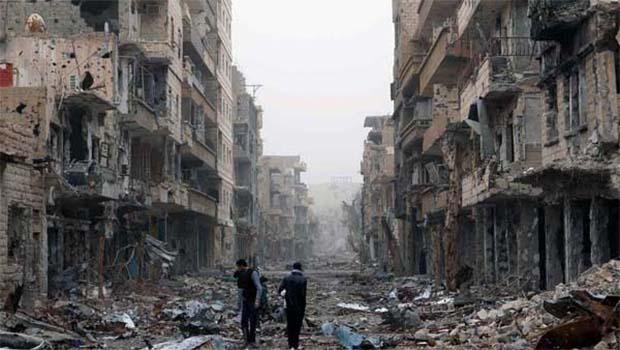 Guardian: Suriye nüfusunun yüzde 11'i öldü ya da yaralandı