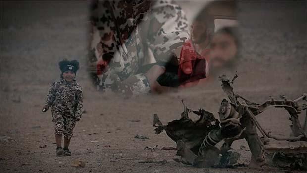 IŞİD, 4 yaşındaki çocucğu infazcı yaptı