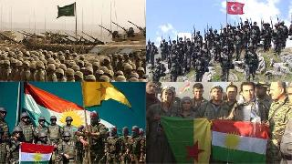 Kürdistan'da koalisyonlar ve ittifaklar