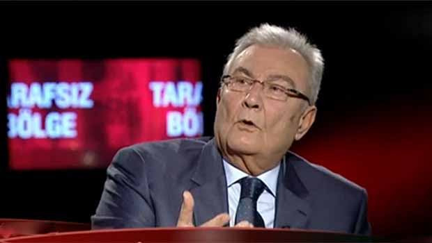 Deniz Baykal: Türkiye'nin YPG'ye saldırılarını doğru buluyorum