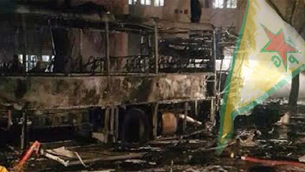 Ankara saldırısını 'YPG yapmıştır'!