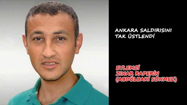 Ankara Saldırısını TAK üstlendi
