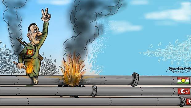 Düşman Kardeşler Siyaset Tarzı Kürdlere Kaybettiriyor…