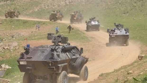 Kars'ta 'özel güvenlik bölgesi' ilanı