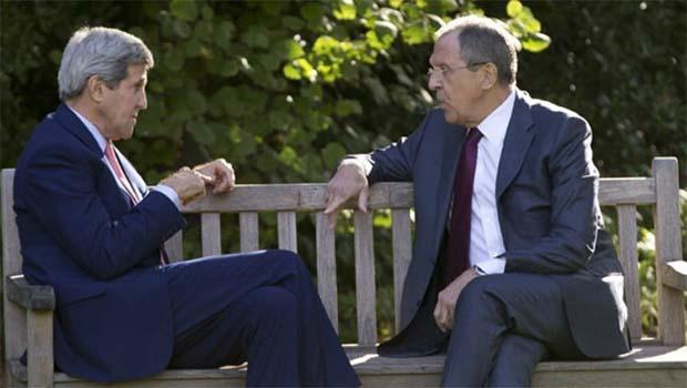 Lavrov'dan Kerry'e: Türkiye'nin Suriye'deki provokasyonlarını kabul edemeyiz