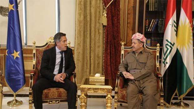 Başkan Barzani: Kürdistan üzerinde ağır bir yük var
