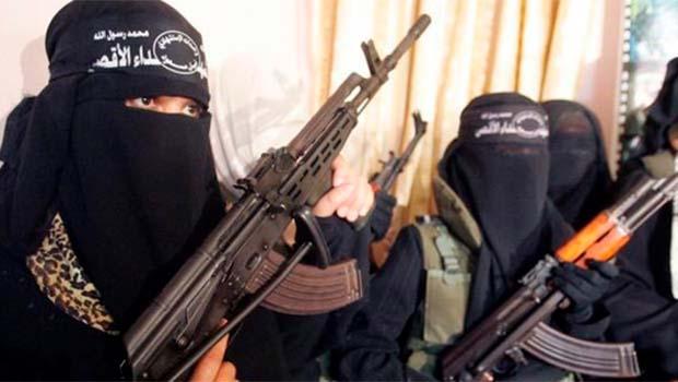 IŞİD, Libya'ya 'kadın savaşçıları gönderiyor'