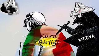 Kürdün birliğinin düşmanı, kurtlaşmış Kürt medyasıdır....