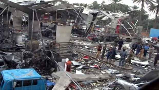 Irak'ta bombalı saldırı! Çok sayıda ölü var