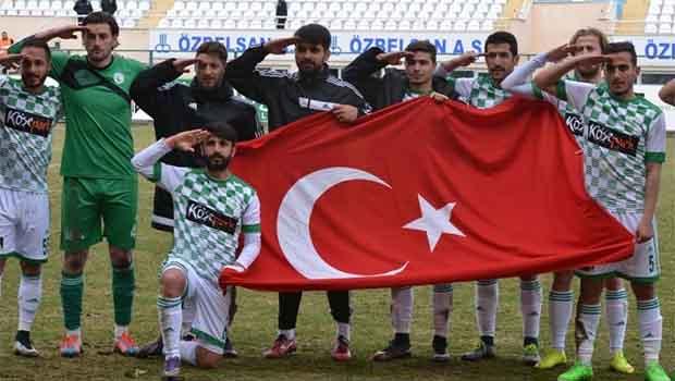 Sivas Amedspor maçına ırkçılık damga vurdu