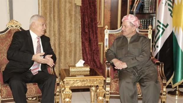 HDP'li Dengir Mir: 4 parça Kürdistan halkı Barzani'yi lider kabul ediyor