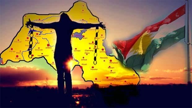 Kürdler, Özgürlük ve İstikbal Mücadelesinden Asla Vazgeçmemelidir…
