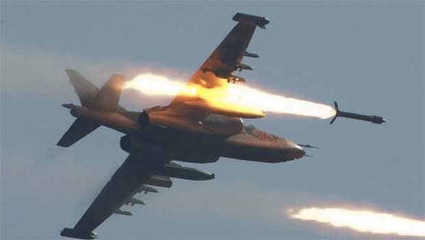 Rus Uçakları Esad'ın Elit Birliklerini Vurdu: 17 Asker Ölü