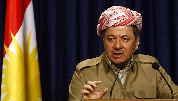 DTK'den Mesud Barzani'ye saygısız itham