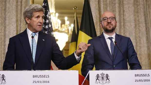 Kerry: Yeryüzünde IŞİD'i destekleyen tek bir hükümet dahi yok