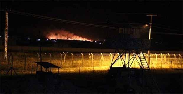 Serêkanîyê'de IŞİD intihar saldırısı