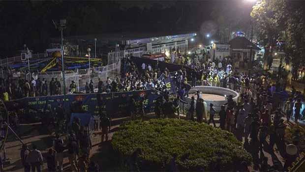 Pakistan saldırısını Taliban üstlendi