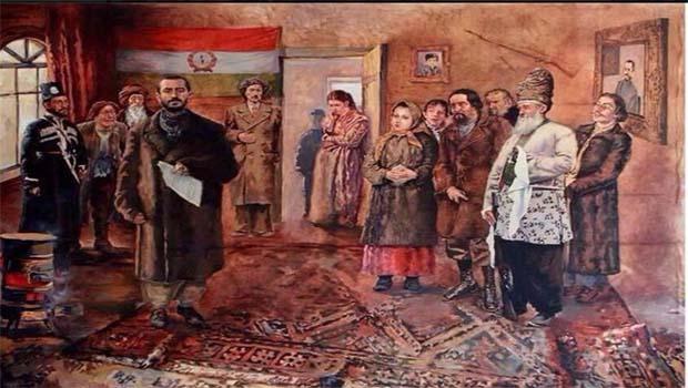Xoybunu Anlamayan, Qazi Muhammedi Tanımayan, Kürd Siyasetçisi Olamaz…