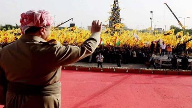 Barzani'den PDK'lilere: Reform sürecini destekleyin