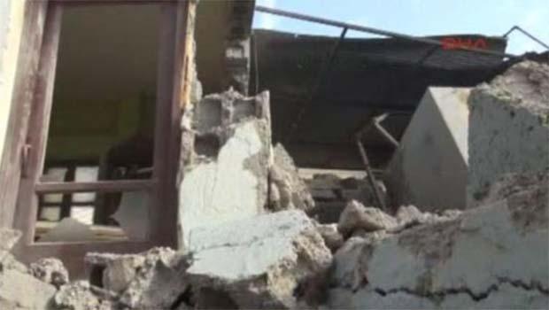Kilis'e iki roket düştü: 3 kişi yaralı