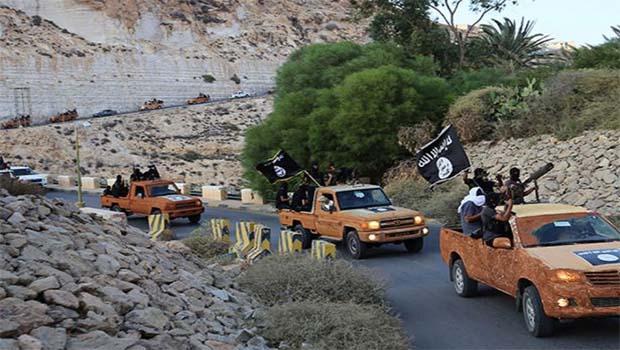 ABD Libya'daki IŞİD üye sayısını açıkladı