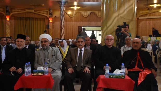İnanç Alimleri Topluluğu Rojava'da federasyona destek