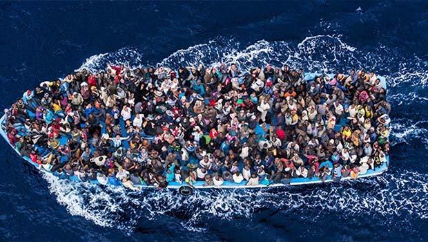 Akdeniz'de büyük facia: 400 ölü