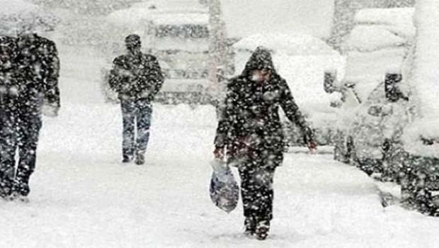 4 Kürt iline 'kar' uyarısı!