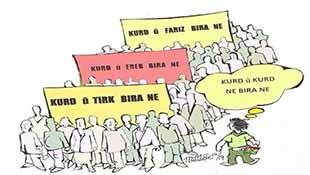 Biz Kürdler Aptal ve Türklerin Başına Belamıyız?