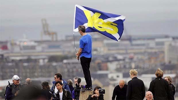 İskoçya'da zafer bağımsızlık yanlılarının