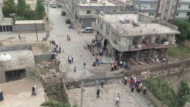 Silopi'de çocukların bulduğu cisim patladı: 1 ölü, 3 yaralı