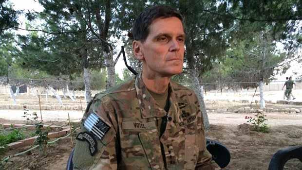 ABD'li üst düzey generalin çok gizli Rojava ziyareti