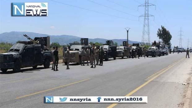 Suriye ordusu da Rakka için hazırlanıyor