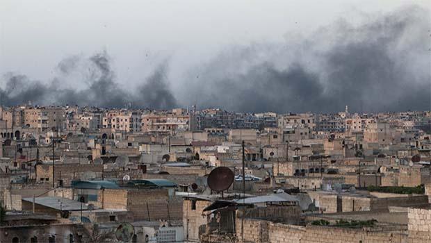 El Nusra ve Ahrar'uş Şam, Halep'teki Kürd mahallesine saldırıyor