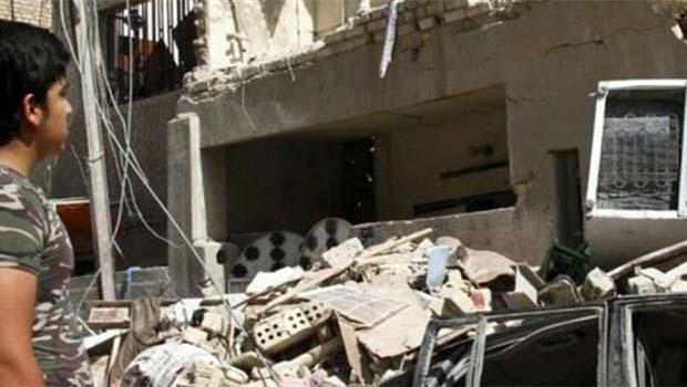 Bağdat'ta intihar saldırısı: 13 ölü, 15 yaralı