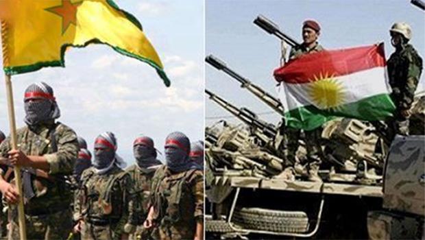Times: IŞİD dört cephede sıkıştırılıyor