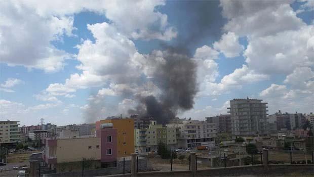 Midyat İlçe Emniyet Müdürlüğü'ne bombalı saldırı