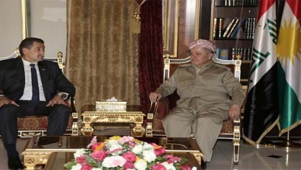 Peşmerge benzersiz bir mücadele ile Kürdistan'ın adını duyurdu